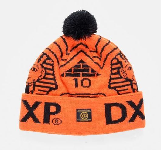 Picture of HNIC Knit hat Orange