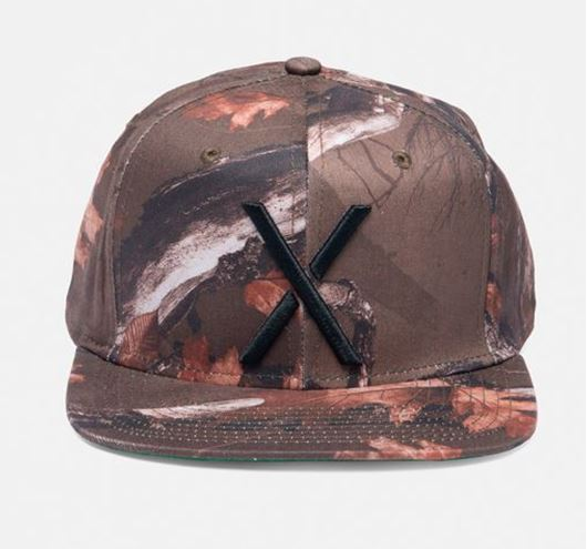 Picture of Larger Living Snapback Hunting Camo