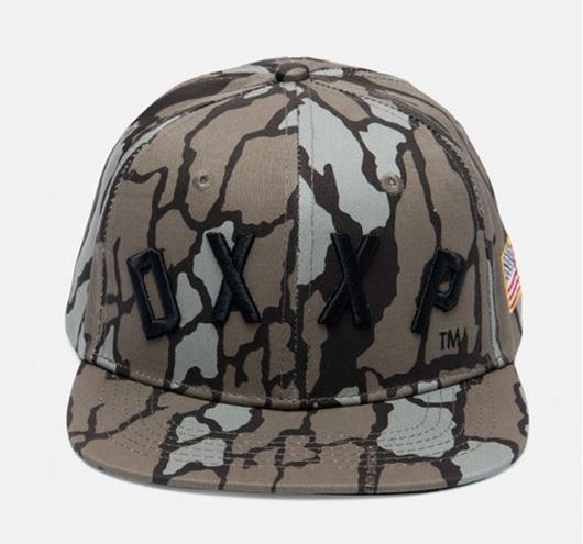 Picture of Dxxp Snapback Bark Camo