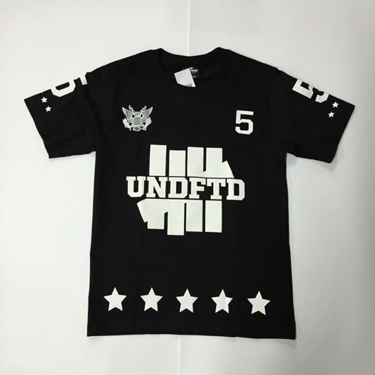 Picture of 5er Tee Black