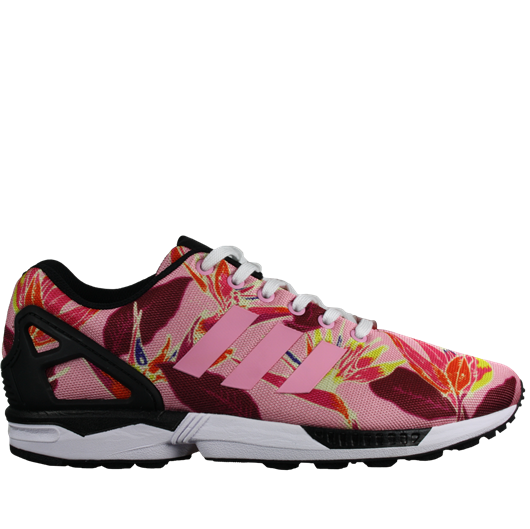 Picture of ZX Flux Photoprint Light Light Pink/White/Black