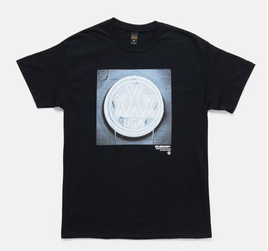 Picture of Opn All Night Tee Black