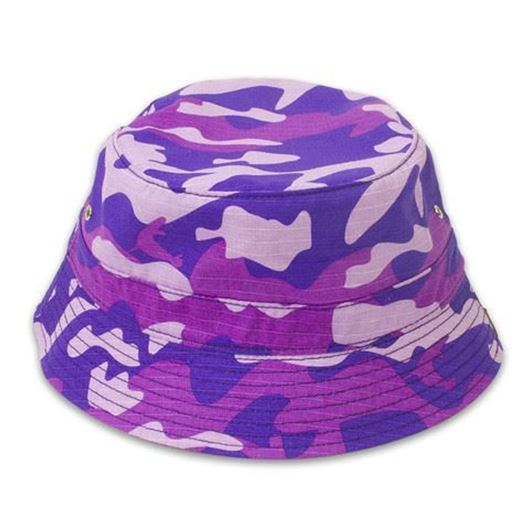 Picture of CAMO BUCKET Purple