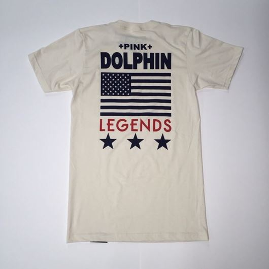 Picture of PATRIOT LEGENDS TEE Off White