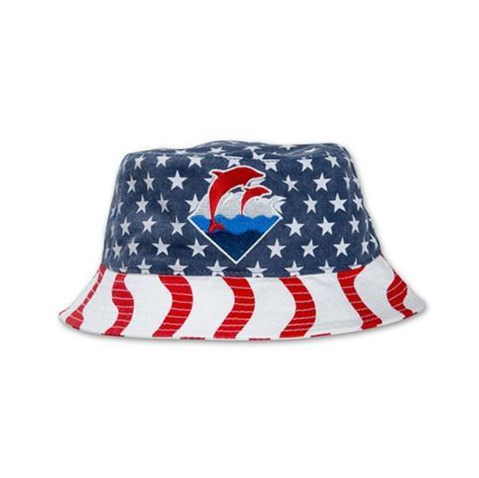 Picture of SPANGLED BUCKET HAT Multi