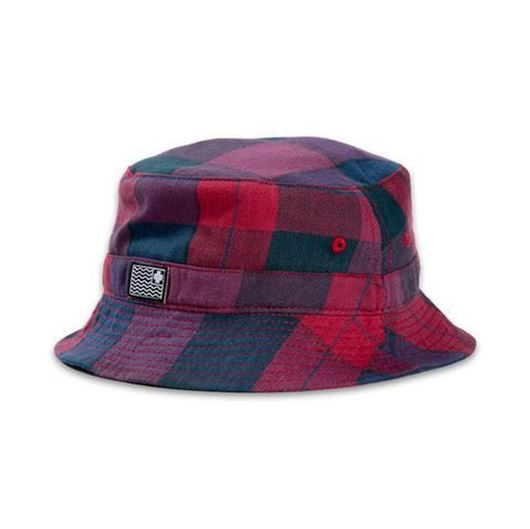Picture of FLANNEL BUCKET Red