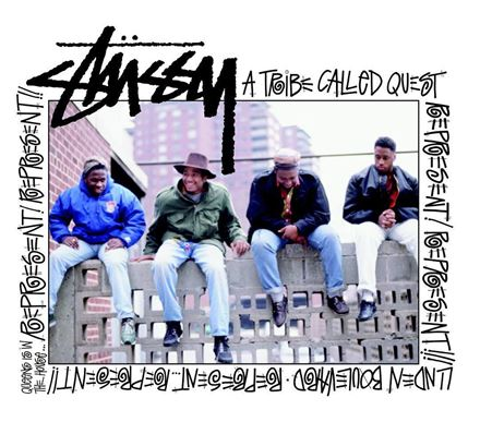 Picture for category Stussy x A Tribe Called Quest