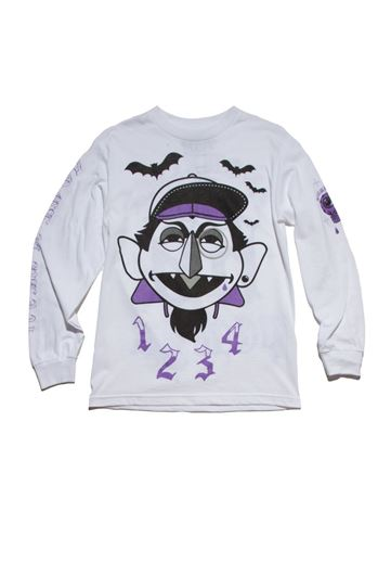 Picture of Tuff Count Long sleeve White