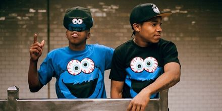 Picture for category Mishka x Sesame Street