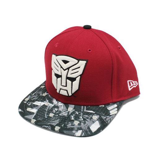 Picture of Viza Tonal Glow Snap Autobots