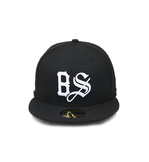 Picture of BS x New Era Seoul Fitted Black