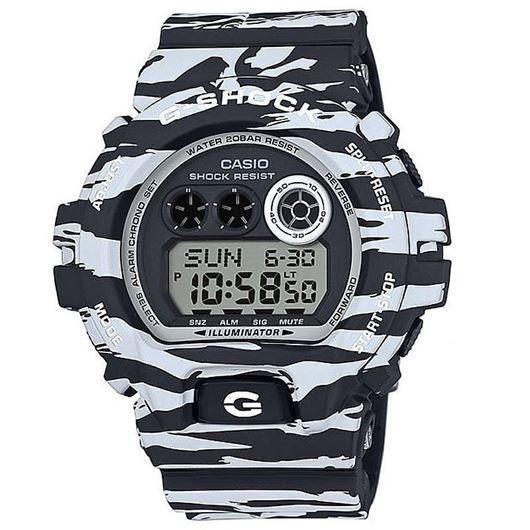 Picture of GDX-6900BW-1 Tiger Camo Theme Black/White