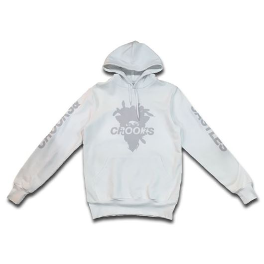 Picture of Crooks Sport Hoody White