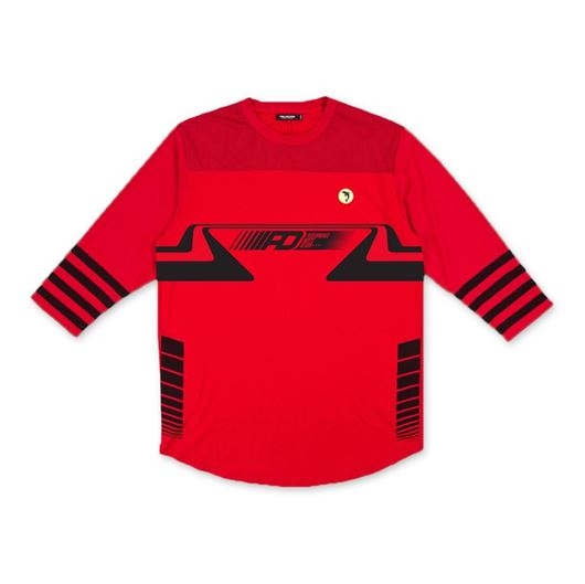 Picture of SPEED RAGLAN Red