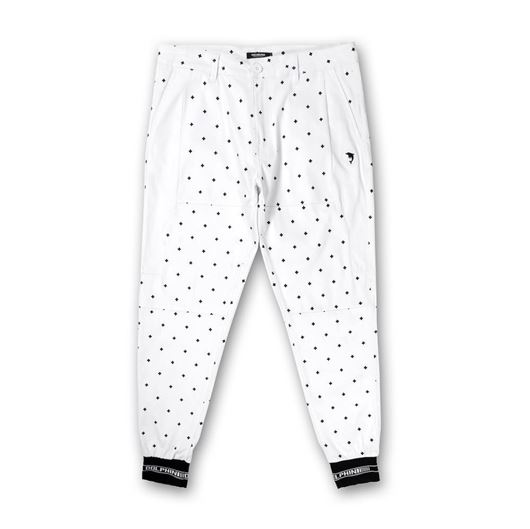 Picture of RACER PROMO JOGGER White