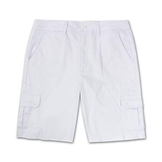 Picture of CROSS CARGO SHORT White
