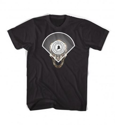 Picture of Puresilver Visions Tee Black
