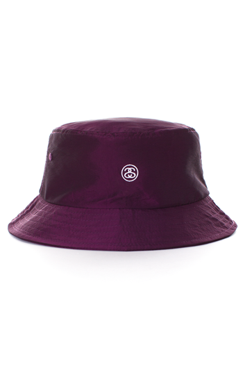Picture of Iridescent Bucket Hat Purple