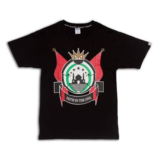 Picture of Place of Peace Tee Black