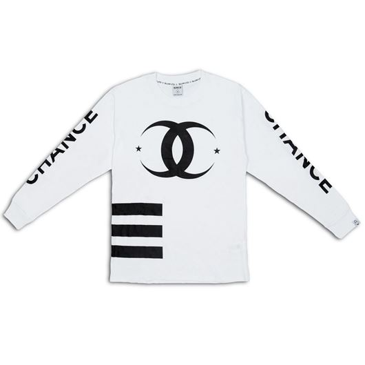 Picture of Chance L/S Tee White
