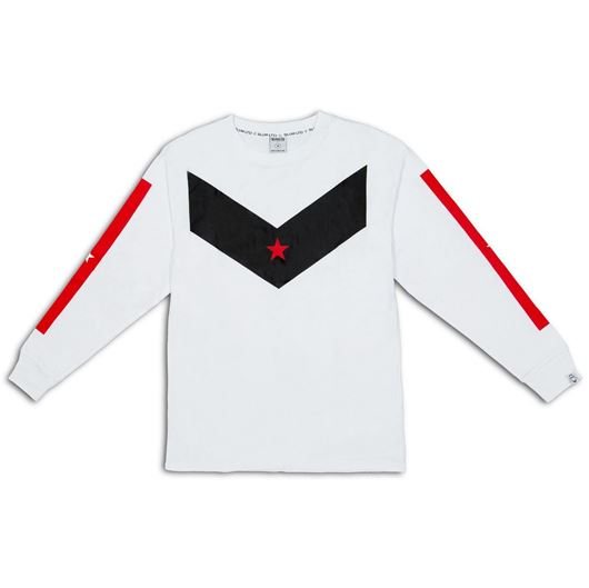 Picture of Victory L/S Tee White