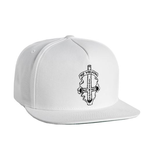 Picture of Ashes To Ashes Snapback White