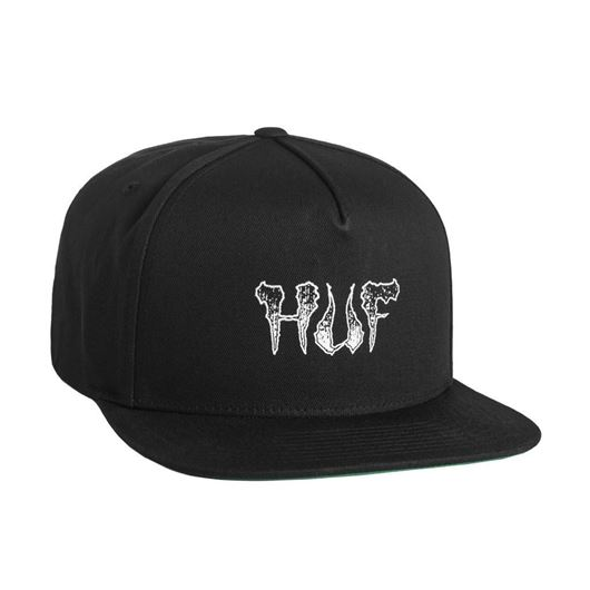 Picture of Sewer Snapback Black