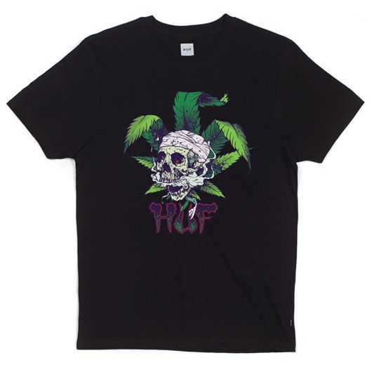 Picture of Toker Tee Black