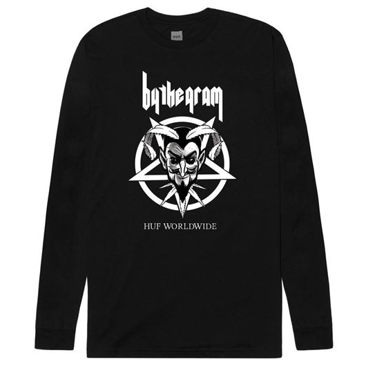Picture of By The Gram L/S Black