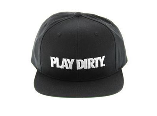 Picture of Play Dirty SP16 Cap Black