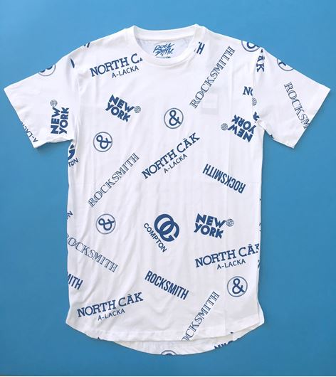 Picture of SCENARIO TEE White