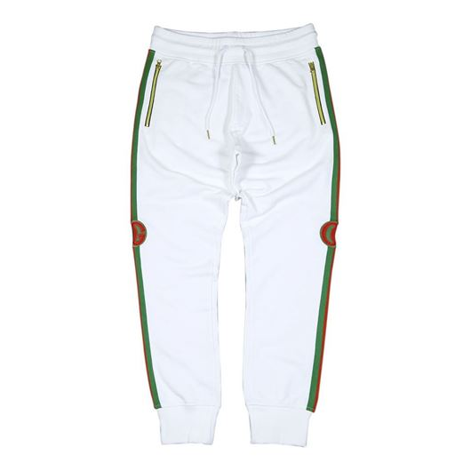 Picture of OG BEVERLY HILLS JOGGER White