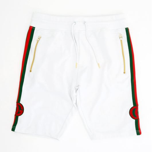 Picture of OG BEVERLY HILLS SHORTS White