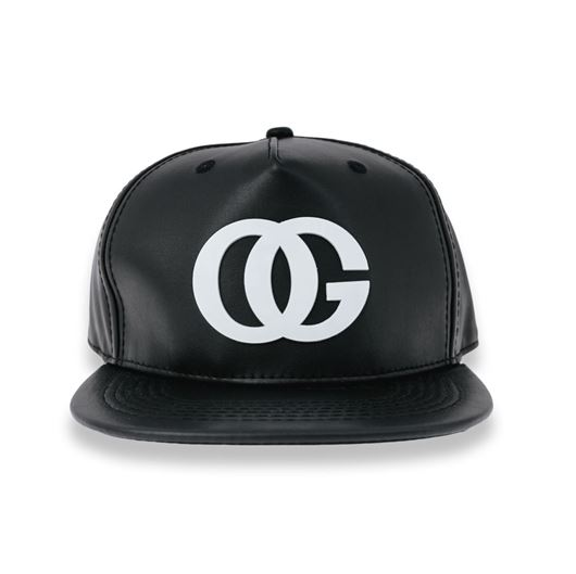 Picture of OG DELUXE STRAPBACK Black