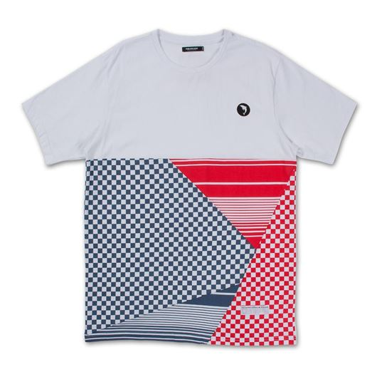 Picture of VISIONS TEE White