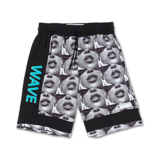 Picture of PSYCH TONE SHORT Black