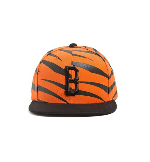 Picture of Bengal B Snapback Tigerstripe