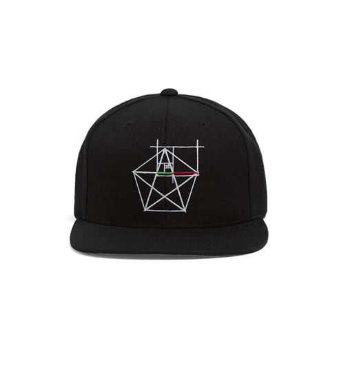 Picture of Naturgvvo Snapback Black