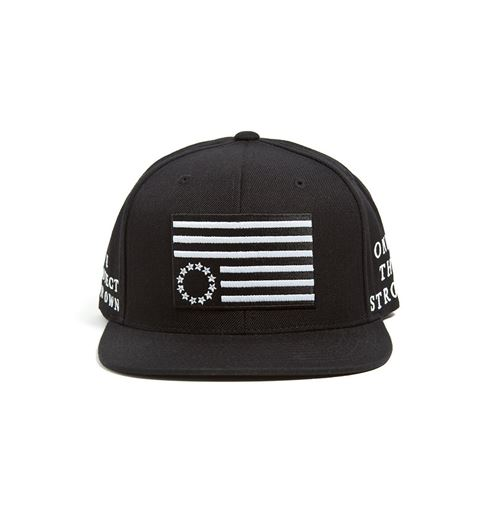 Picture of Protect Rebels Snapback Black