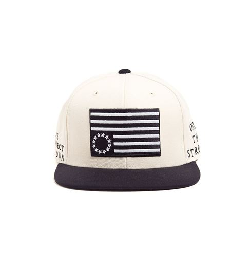 Picture of Protect Rebels Snapback Cream