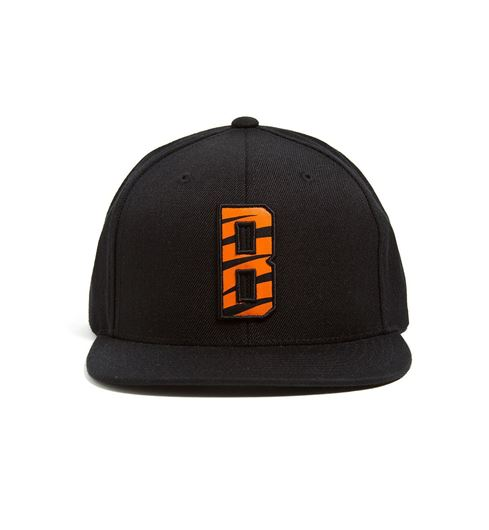Picture of Tygertype Snapback Black