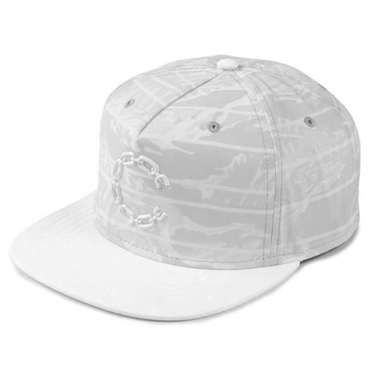 Picture of Chain C Snapback White