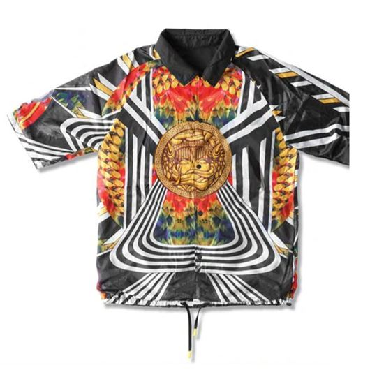 Picture of High Chief Jacket Black