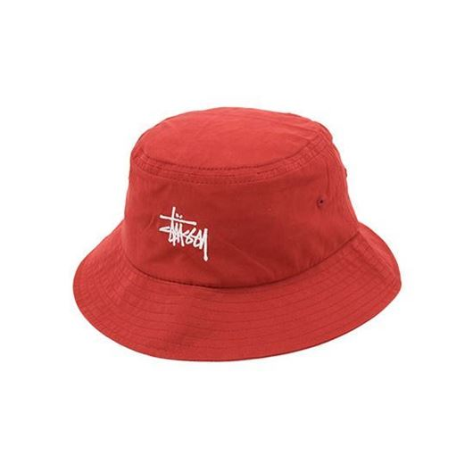 Picture of Classic Logo Bucket Hat Red
