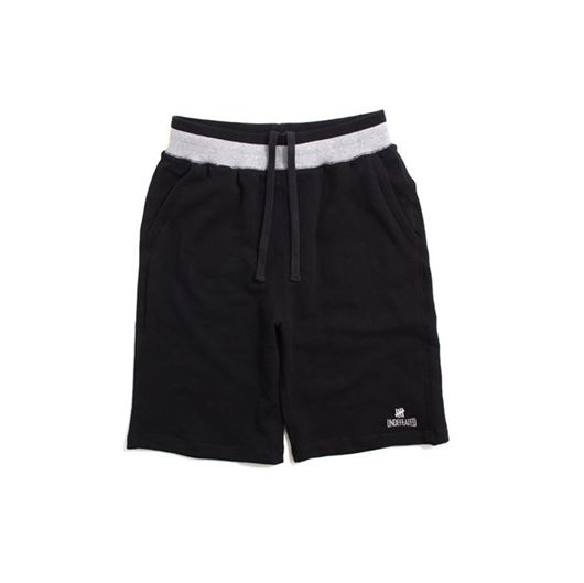 Picture of Estorial 5 Strike Sweatshorts Black
