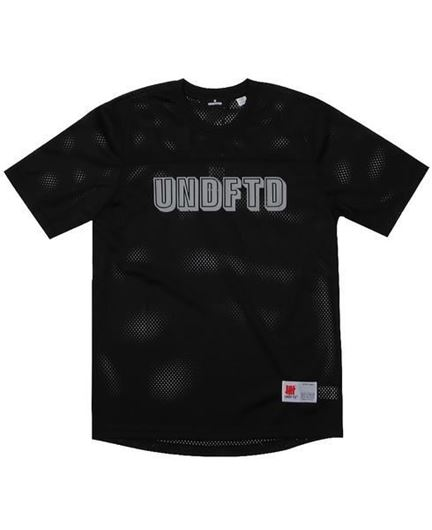 Picture of Mesh Crew Jersey Black