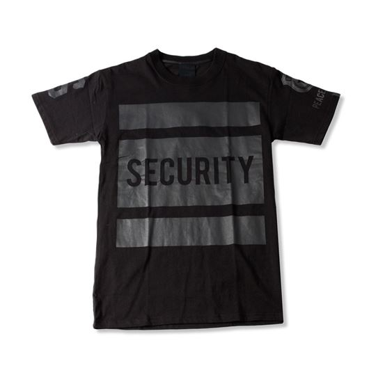 Picture of Peace Officer QS Tee Black