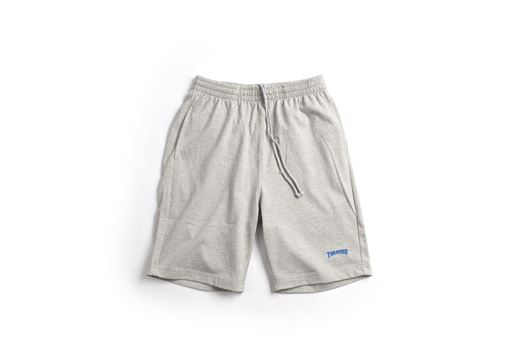 Picture of LIGHT JERSEY DRAW STRING SHORTS Heather Grey