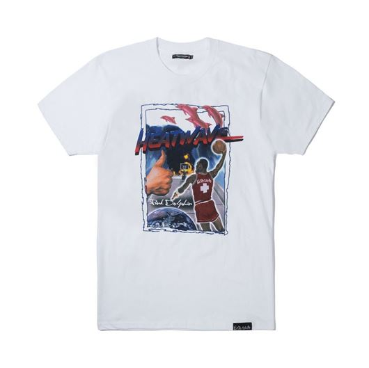 Picture of HEATWAVE TEE White