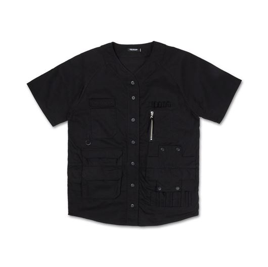 Picture of TACTICAL OVERSHIRT Black